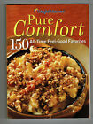 2 Weight Watchers Cookbooks DINING for TWO  PURE COMFORT 300 Recipes