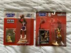 1996 AND 1998 Kenner SLU Starting Lineup Kobe Bryant Extended Edition Sealed LOT