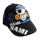 Hat One Piece Nami Hat Cap Beanie Cosplay Rubber Luffy Luffy Anime Manga #1