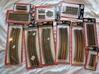 11 Packages of Assorted Atlas C83 HO Track Sections New