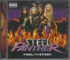 STEEL PANTHER Feel The Steel CD 12 Track (2707593) EUROPE Island 2009