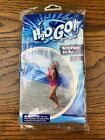 H2OGO Matte Finish Air Mat Inflatable Pool Float Blue 72 x 27