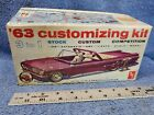 Vintage AMT 1963 '63 Buick Riviera 3in1 Kit No.06-553-149 BOX  Instruction ONLY
