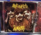 Alla Xul Elu - The Almighty CD Horns Rare Cover twiztid horrorcore a.x.e. blaze