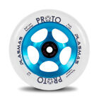 Proto Plasmas Wheels 110mm Electric Blue Pair