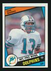 1984 Topps Football Cards 9