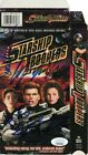 Starship Troopers Multi Signed VHS Cover Van Dien Busey Richards JSA FF06353