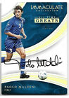 2017 Panini Immaculate Collection Soccer Cards 10