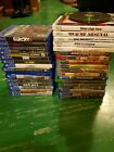 Huge Ps4ps3xbox1 And Wii Game Lot
