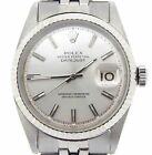 Rolex Oyster Men's Perpetual Date Stainless Steel Crown Icon excelent condition