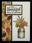 Thanksgiving Greating Card Handmade