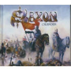 SAXON Crusader CD 20 Track Remastered & Expanded Edition In Digi-book Sleeve (