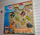 Thomas & Friends Minis 2018 SPRING BASKET 10 PACK - EASTER - New - SHIPS FREE
