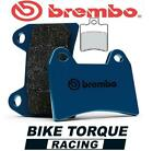 Yamaha 50 BW'S Next Generation 99-07 Brembo Carbon Ceramic Front Brake Pads