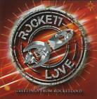 ROCKETT LOVE - GREETINGS FROM ROCKETLAND (2019) AoR Melodic Rock Ð¡D +FREE GIFT