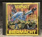 Wehrmacht Biermacht 1989 Thrash Metal 1st Press Cd NRCD50