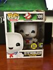 FUNKO GHOSTBUSTERS STAY PUFT MARSHMALLOW MAN SDCC 2014 EXCLUSIVE MIB!!!