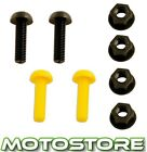 NUMBER PLATE FIXING NUT & BOLT KIT HONDA XLR125R 2002