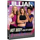 Jillian Michaels Hot Body Healthy Mommy dvd 2016
