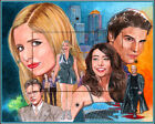 The First Buffy the Vampire Slayer Sketch Cards Are Gorgeous, Rare and Very Expensive 24