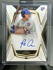 2019 Topps Five Star Pete Alonso Rookie Auto RC Mets On Card Peter FSA-PA