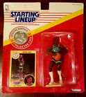 Reggie Lewis 1991 Rookie Starting Lineup NBA Basketball Special Edition w/ Coin