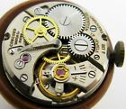 Concord 317 F round Watch Movement & Dial 17 jewels * sweep second *