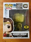 FUNKO POP! HEROES: WONDER WOMAN (GOLD); HOT TOPIC EXCLUSIVE LE 108; VHTF RARE