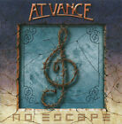 AT VANCE No Escape CD (Progressive Power) + Tears For Fears & Supertramp covers