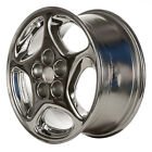 62260 Refinished Nissan 300ZX 1990 1996 16 inch Right Chrome Wheel Rim OE