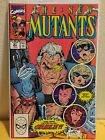 New Mutants 87, 98,1990 (First Full Appearance Of Cable,DeadPool) CGC 9.6 NM