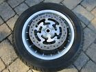 2008 Harley Davidson Electra Glide Ultra Classic Front Wheel Rim Tire w/ Rotors