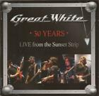 Great White - 30 Years - Live From The Sunset Strip (CD)
