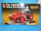 AMT 8121- THE CHRISTIE- AMERICAN STEAM FIRE ENGINE 1/12TH NEW SEALED