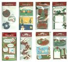 CHRISTMAS Paper Bliss PICK Titles Ornaments Poinsettia Signs Tags Tree Candy