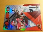 2017 Patrick Mahomes XR 25 Mirrored Red Rookie Refractor w Carr SP Chiefs MVP