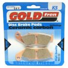 Front Disc Brake Pads for Honda XLR125R 1999 124cc  By GOLDfren