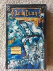 LADY DEATH Series 3 III Factory Sealed box Chromium trading cards 1996