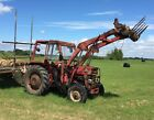 Classic Massey Ferguson Tractor 135 With Loader  Log Book