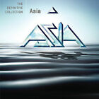 ASIA CD THE DEFINITIVE COLLECTION STEVE HOWE JOHN WETTON CARL PALMER