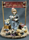 Yesterdays Child Boyds Bears Dollstone Collection,The Amazing Bailey Magic Show