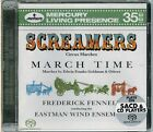 Screamers Circus Marches March Time Frederick Fennell SACD Hybrid 2005