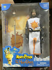 SEALED Sideshow Toy Sir Arthur Monty Python Holy Grail 12 Inch Action Figure