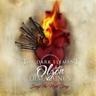 THE DARK ELEMENT Songs the Night Sings CD 2019 feat. Anette Olzon ex. NIGHTWISH