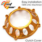 Gold Ducati Open Clutch Cover Sport 1000 Hypermotard 1100 ST2 ST3 ST4S CC27