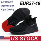 Steel Toe Cap Work Safety Shoes Lightweight Indestructible Boots Industrial mens