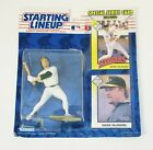 Kenner Starting Line Up Special Series Card Mark McGwire 1993. Oakland Athletics