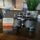 Vintage Cardinal Binoculars Style No 202 Wide Angle Zoom Lens With Case