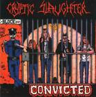 CRYPTIC SLAUGHTER - CONVICTED (+9 Bonus)(1986/2003)Thrashcore CD Jewel Case+GIFT