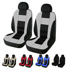 Auto Seat Covers For Car Truck Suv Van Universal Protectors Front Rear Covers